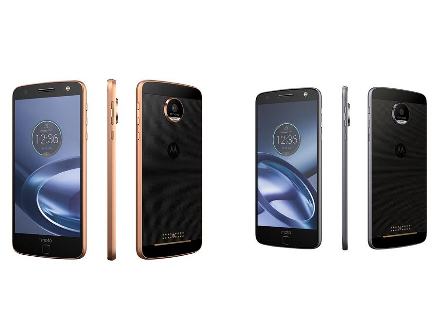 Motorola Moto Z has a fast processor