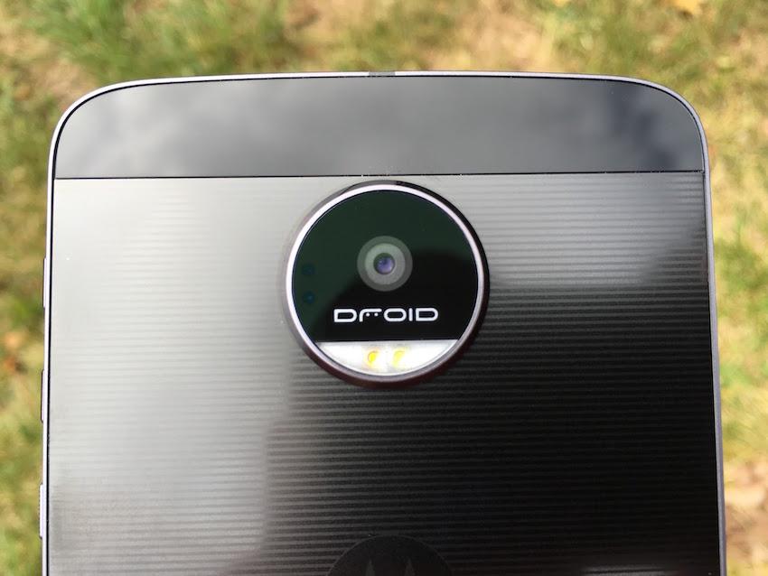 Motorola Moto Z camera takes great pictures