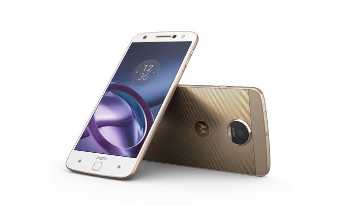 Motorola Moto Z is super thin