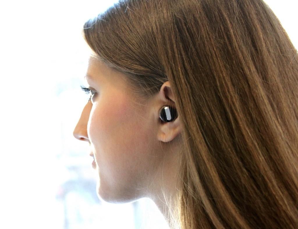 Schatzii BULLET Bluetooth 4.1 Earpiece is comfortable