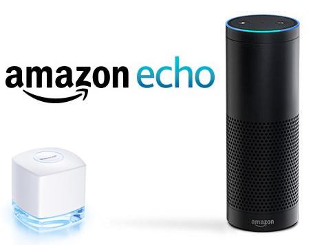 HugOne could work with Amazon Echo