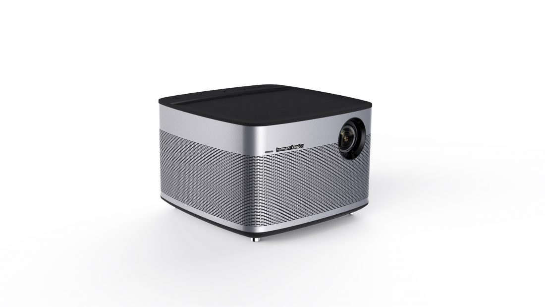 XGIMI H1 is small