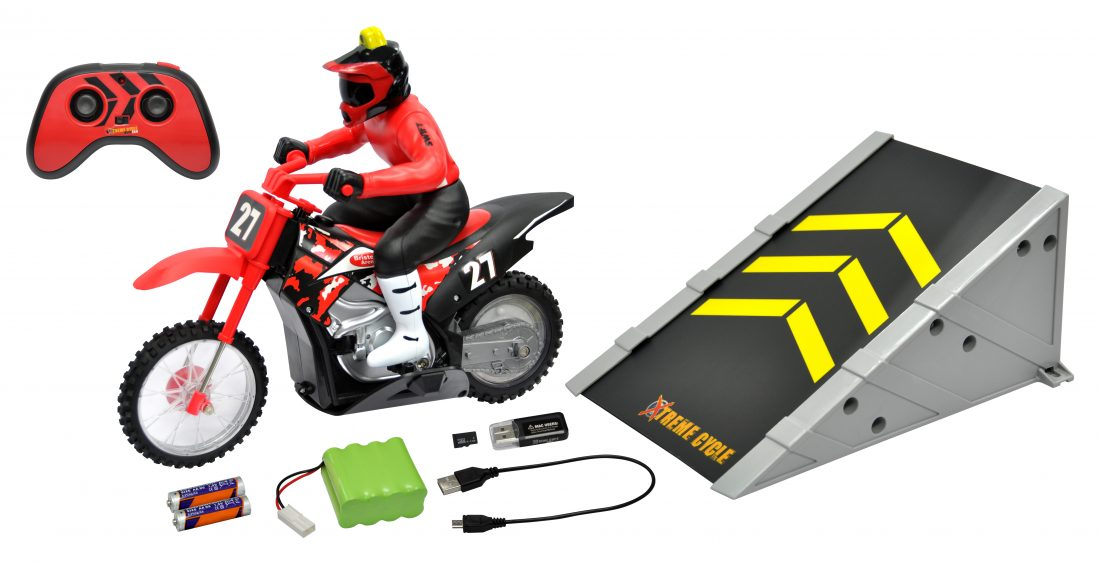 Xtreme Cycle Moto-Cam is new