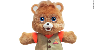 Teddy Ruxpin new version