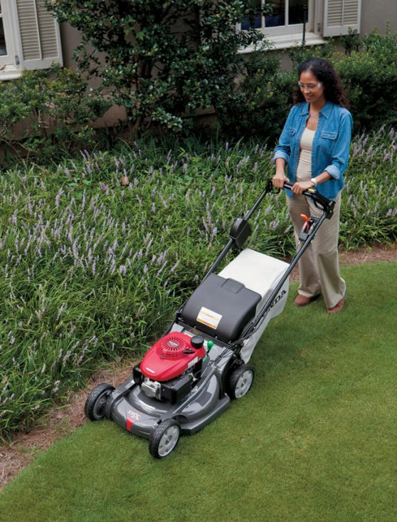 Honda HRX217HZA lawn mower is the best
