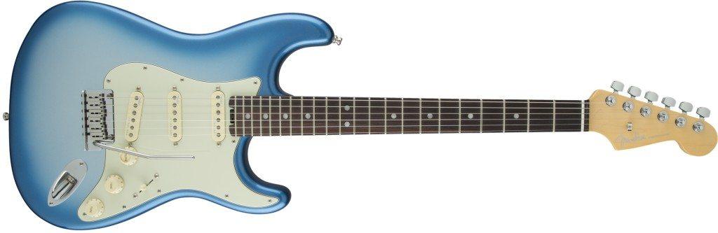Fender American Elite Stratocaster has new innovations