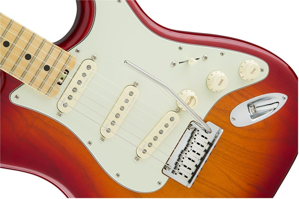 Fender American Elite Stratocaster has incredible sound