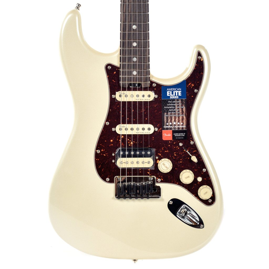 Fender American Elite Stratocaster comes in a bunch of colors