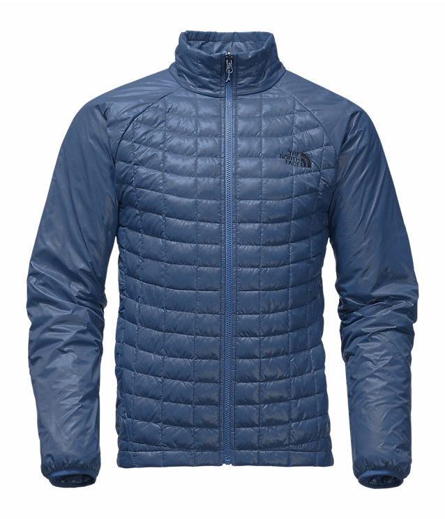 North Face Thermoball Triclimate Jacket has tons of pockets