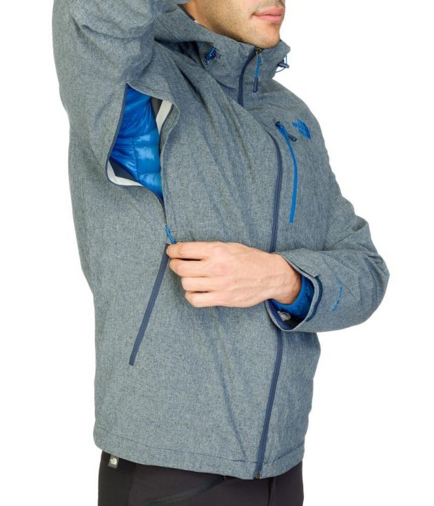 North Face Thermoball Triclimate Jacket is great for snow or rain