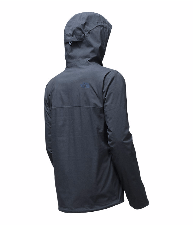 North Face Thermoball Triclimate Jacket has Hyvent Technology