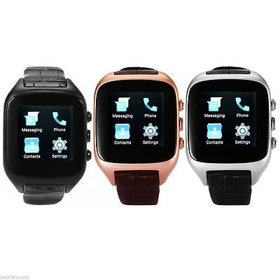 Ourtime X01S comes in gold, silver and black