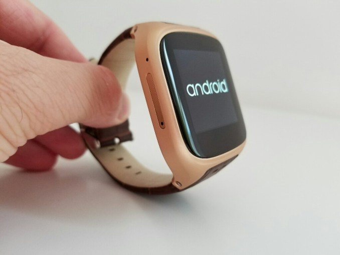 Ourtime X01S has GPS