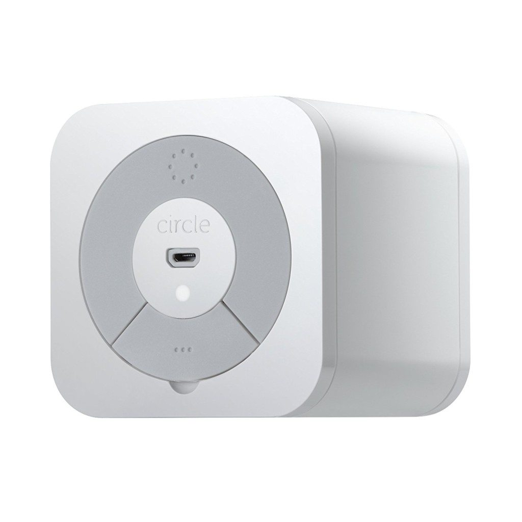 Circle with Disney has an Ethernet port