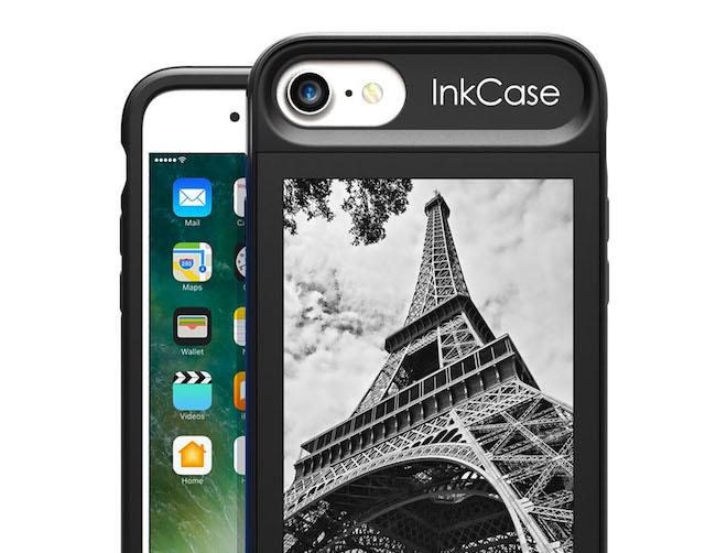 InkCase i7 has a slim design