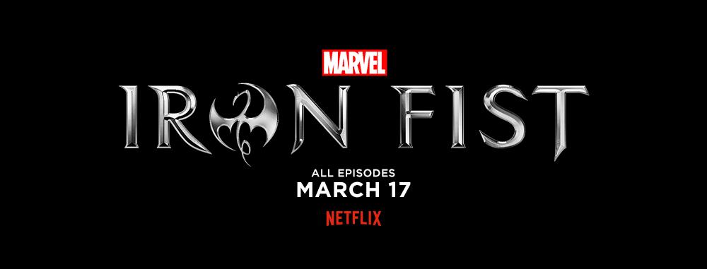 Iron Fist is new on Netflix