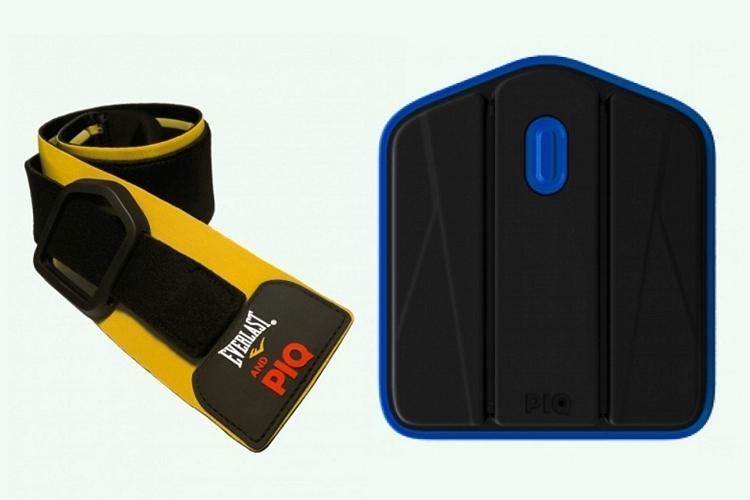 PiQ Everlast Boxing Sensor System tracks punches