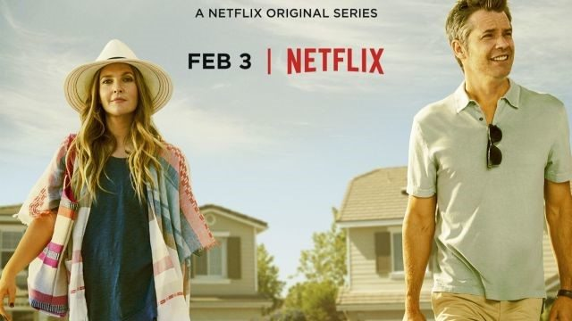 Santa Clarita Diet in new on Netflix