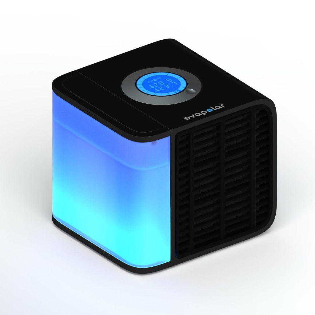 Evapolar uses 10 watts of power
