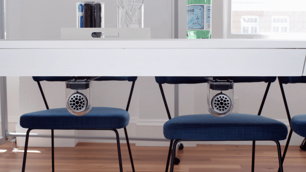 GoDuo Speakers can be separated to act independently