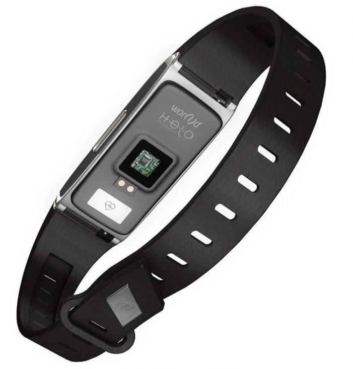 Helo LX Health Tracker