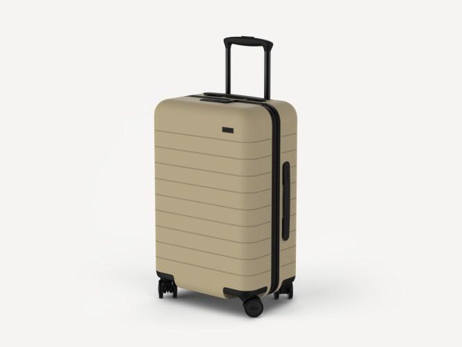 Away Travel Luggage- The Medium is rugged