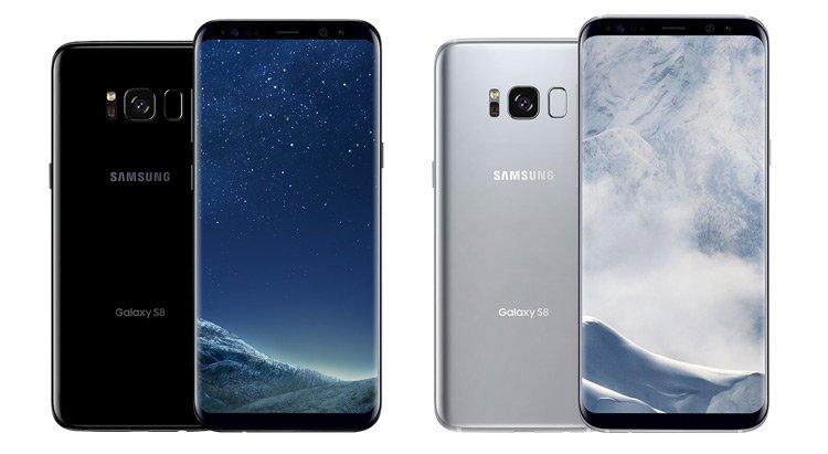 Samsung Galaxy S8 is lightning fast