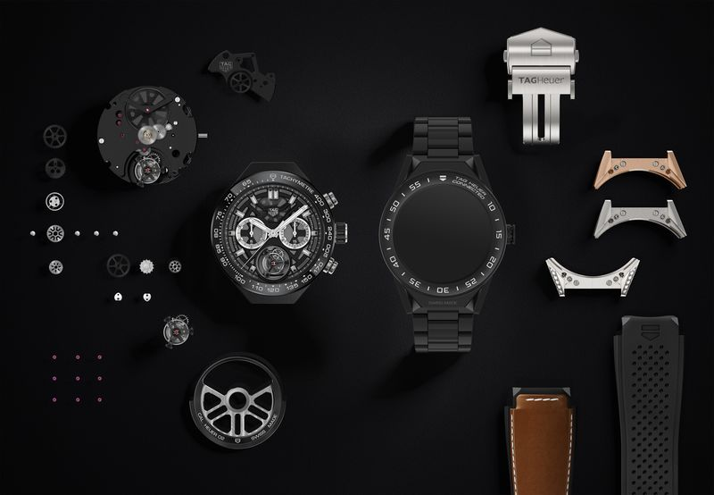 Tag Heuer Connected Modular 45 is modular