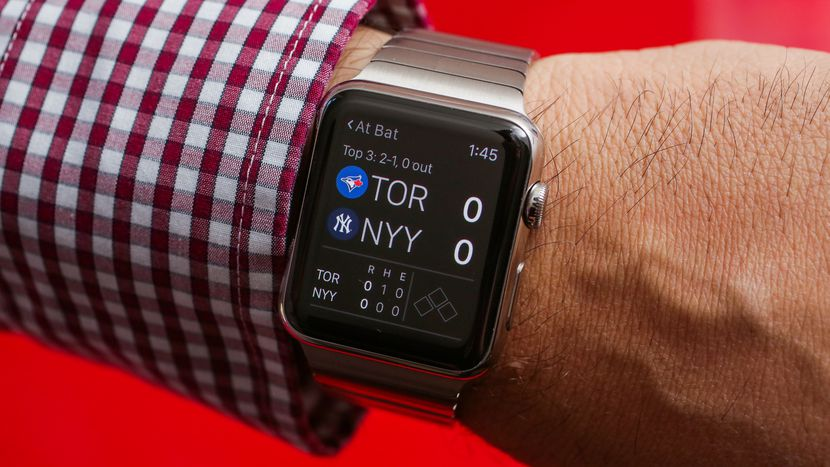 Apple Watch getting LTE