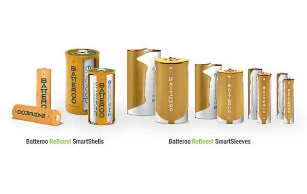 Batteroo introduces SmartSleeve and SmartShell