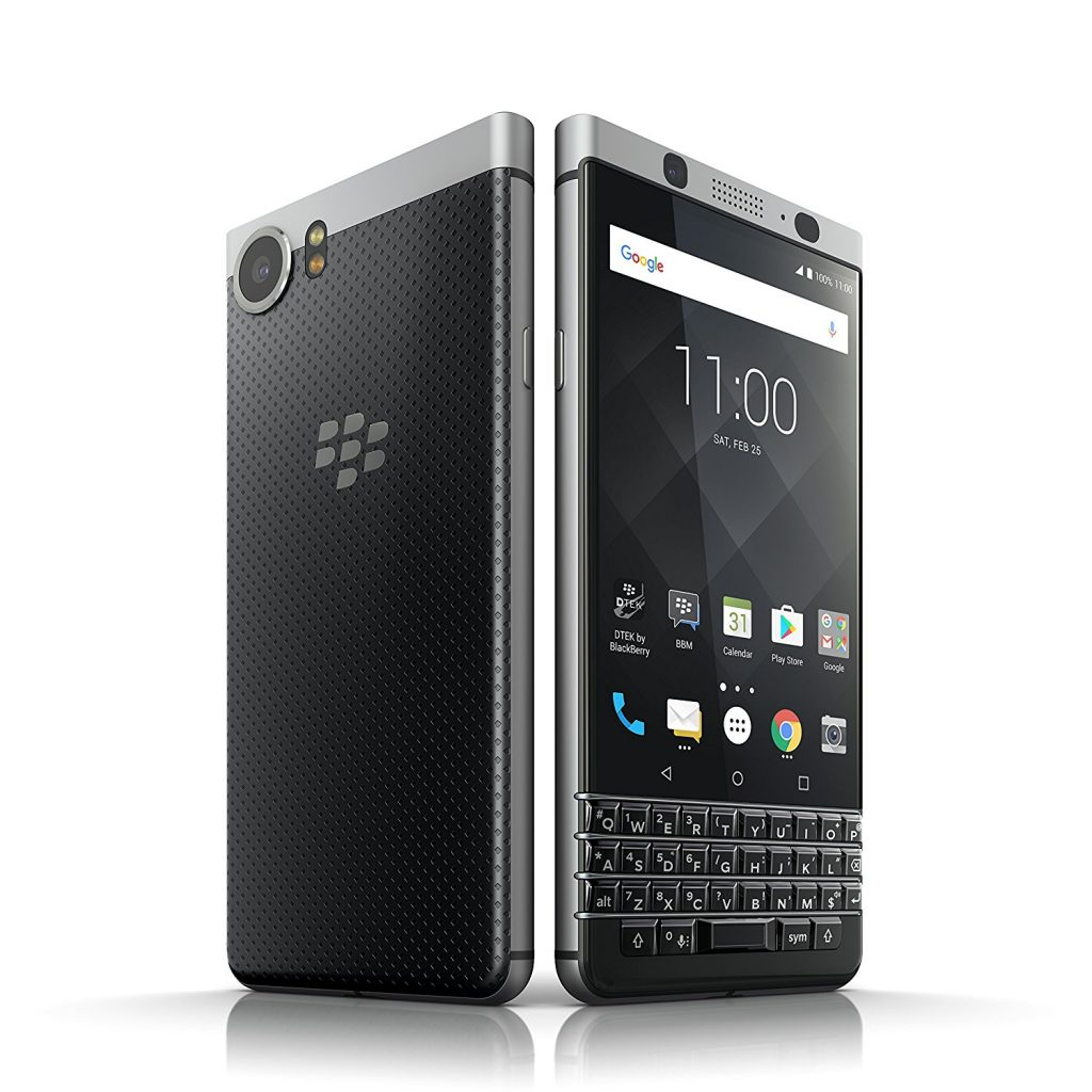 BlackBerry KEYone performance more focused on functionality than gaming