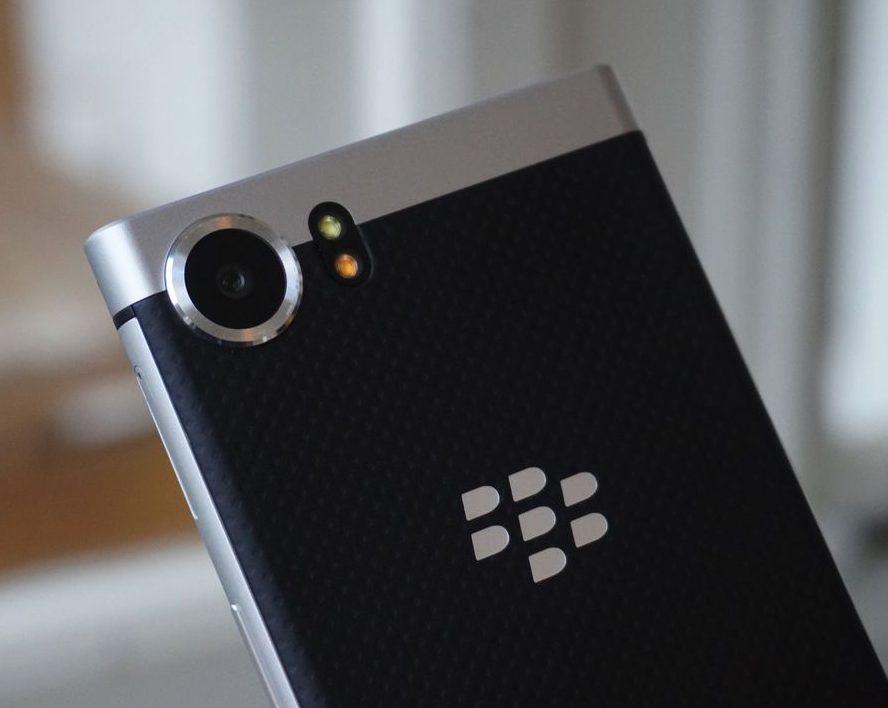 Blackberry KEYone Camera is 12MP