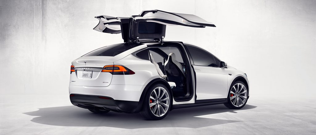 Tesla Model X 75D is profitable now