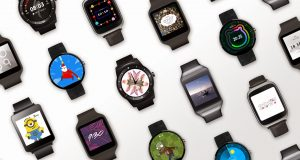 Androidwear Watch Faces