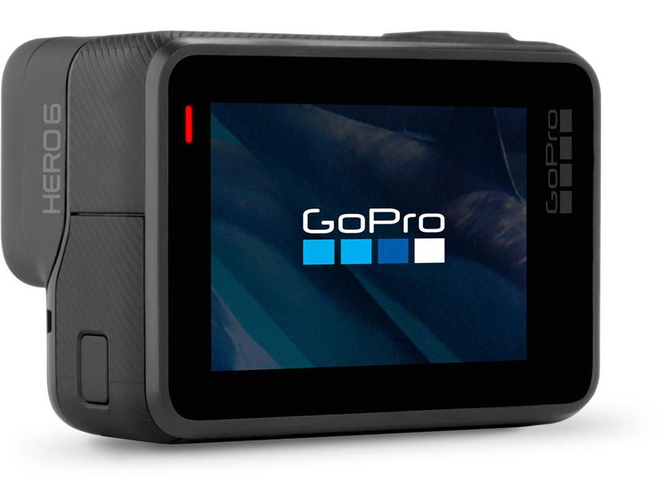 GoPro Hero6 Black is waterproof