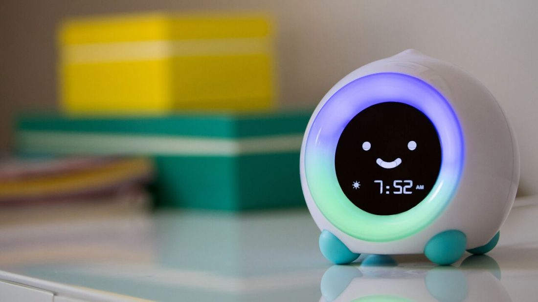 Smart Alarm Clock >> Mella Smart Alarm Clock Child Sleep Tracker Review