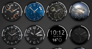 design ticwatch android faces