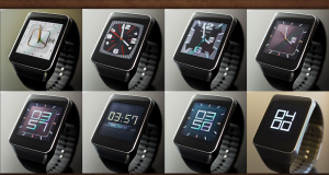 Watch Faces for Android Wear 4