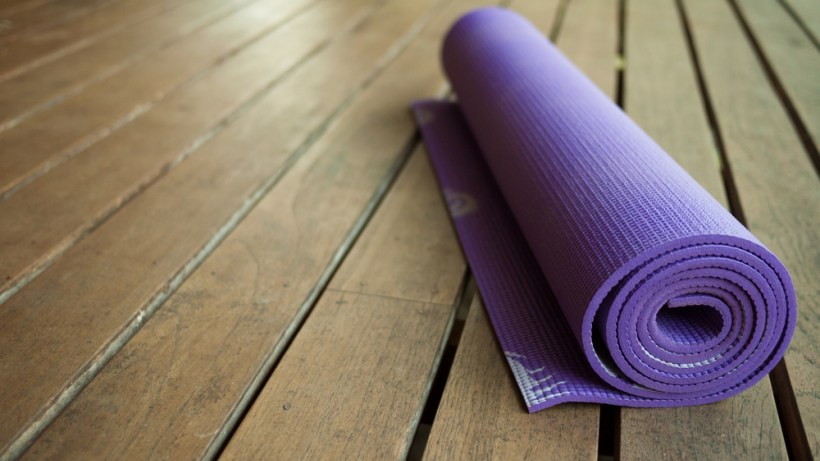 Yoga Mat to fit body type