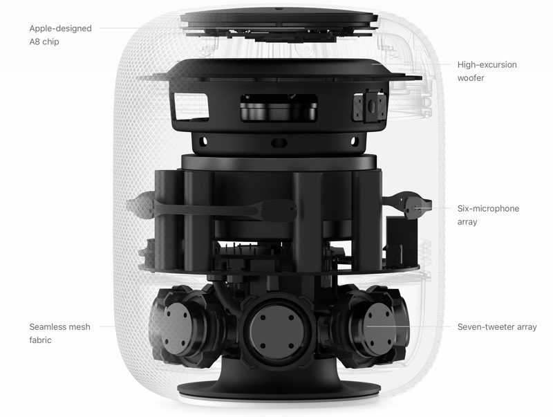 Apple HomePod runs $349