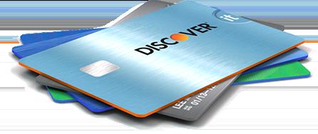 Discover Card no signatures