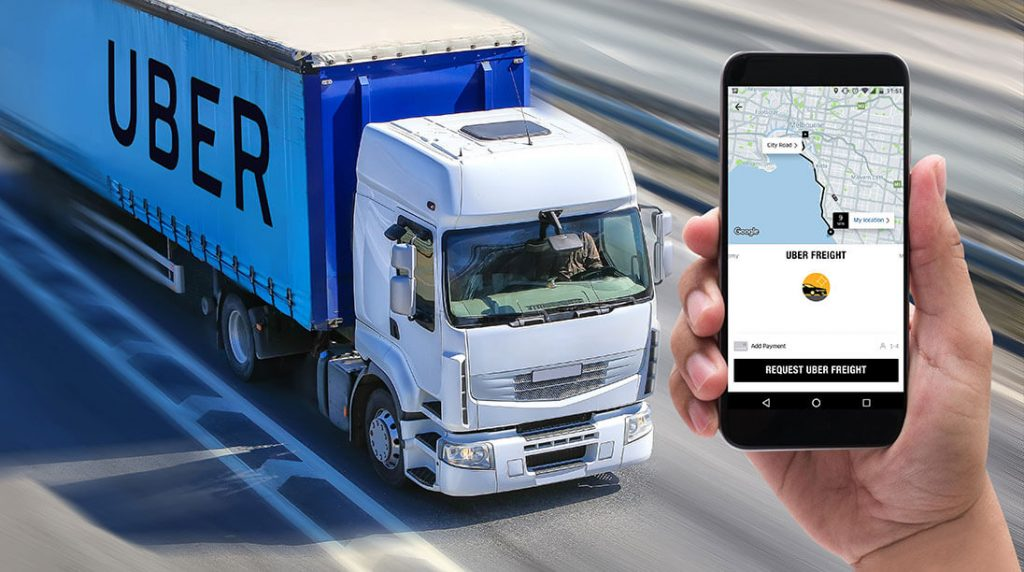 Uber Freight has two new features