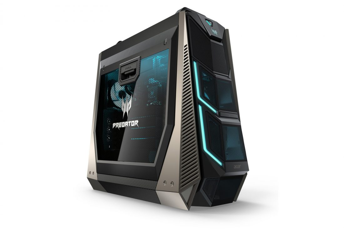 Hasil gambar untuk pc Acer Predator Orion 9000