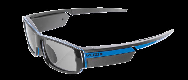 Vuzix Blade AR Smart Sunglasses have internet connectivity