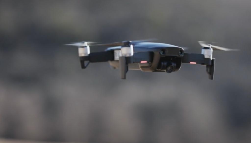 DJI Mavic Air Drone is fast