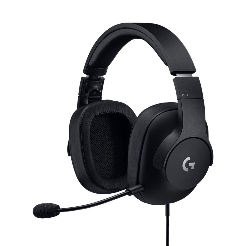 Logitech G Pro headphones can be worn for hours