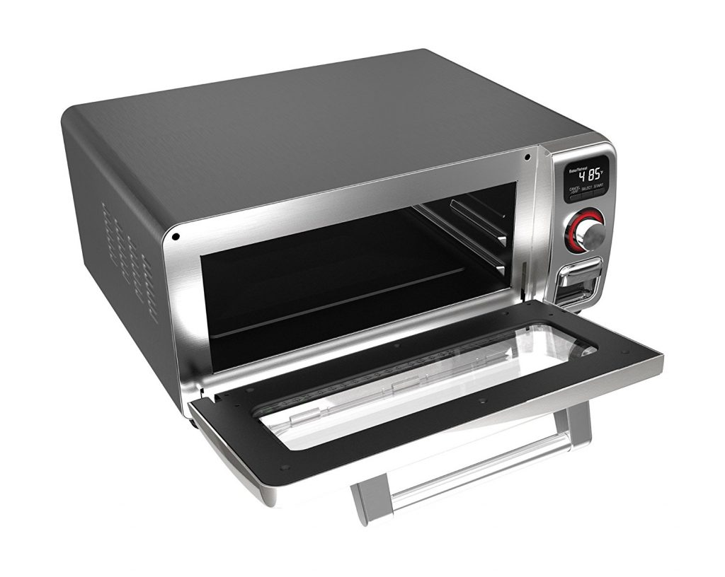 Sharp Superheated Steam Countertop Oven is small