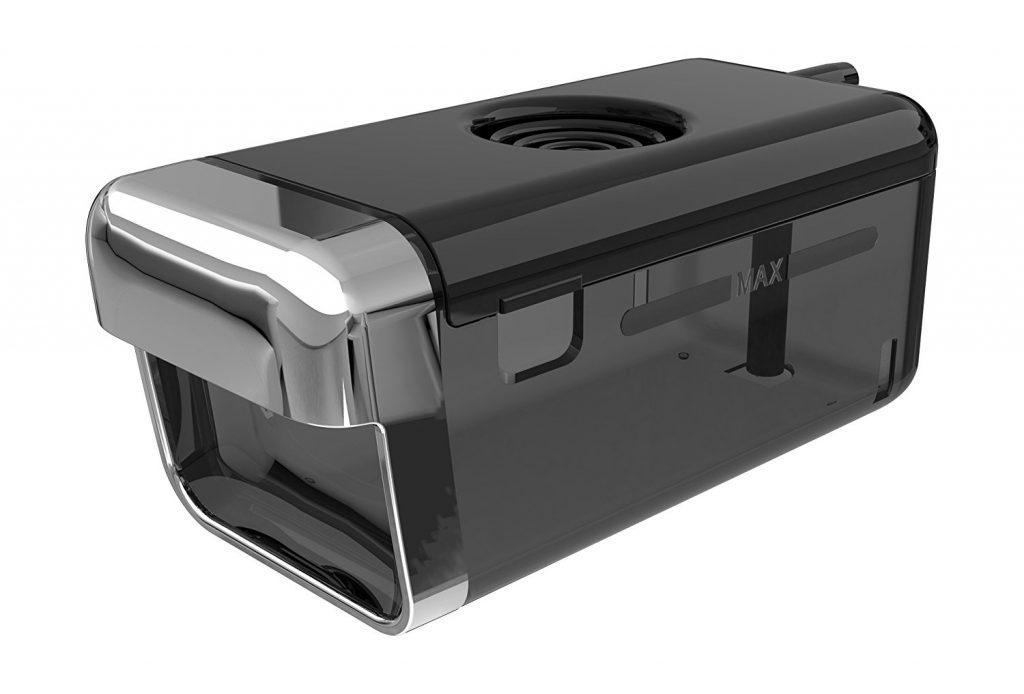 Sharp Superheated Steam Countertop Oven heats up fast