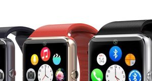 Android smartwatch using bluetooth