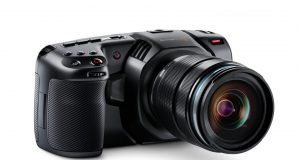 Blackmagic Pocket Cinema Camera 4K is cool